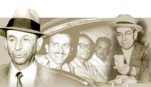 Santo Trafficante & Other Mafia/Cuba links