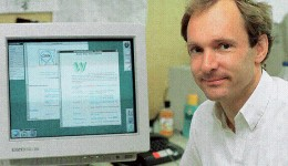 1989 Tim Berners-Lee