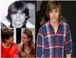 Images of young Zac.