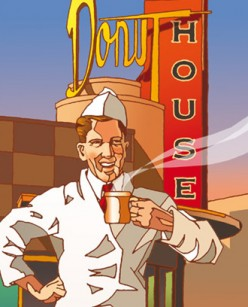 Green Mountain Coffee launches new line of Donut House Coffee for K-Cups.