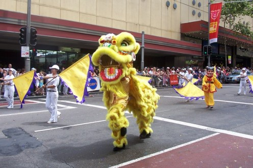 Sydney Chinese New Year  Parade