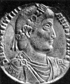 Roman Emperor - Valentinian