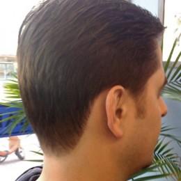 taper cut Hair Styles