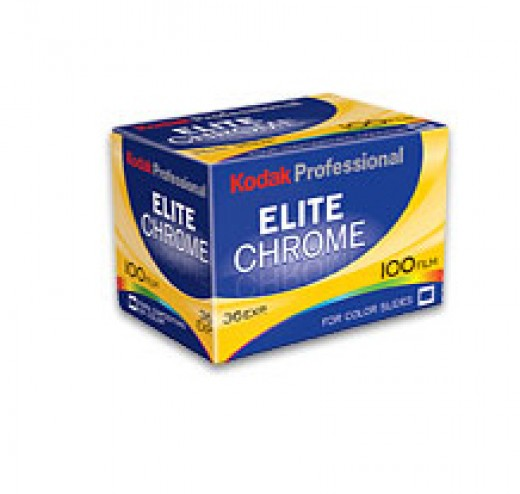 Kodak Professional Elite Chrome my film of choice.