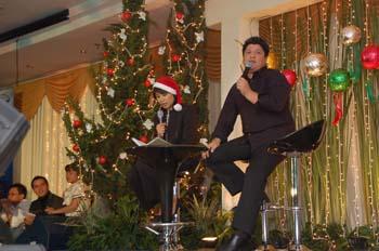 City Transform Christmas Celebration in Bandung