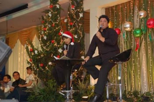 City Transform Christmas Celebration in Bandung