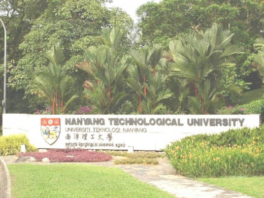 My university, NTU.