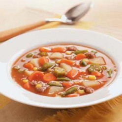 Soups to Fight Colds and Flu