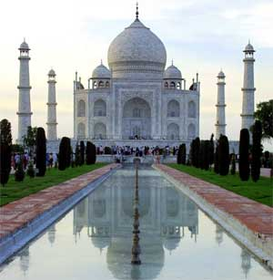 India's Love Story Taj Mahal