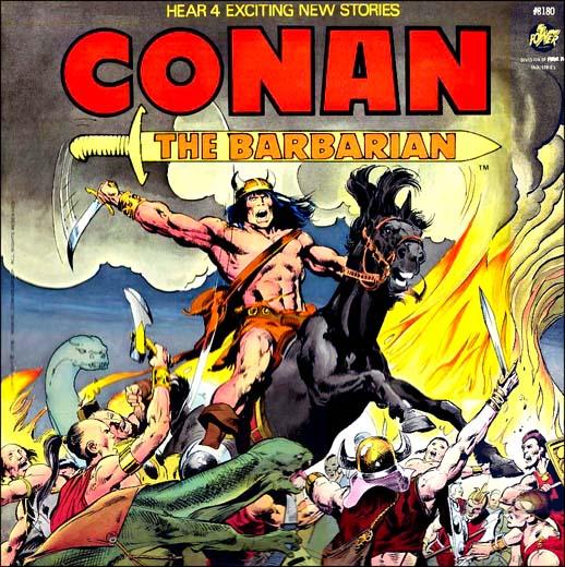 The Adams Barbarian