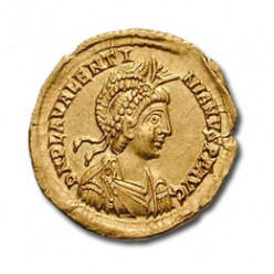 Roman Emperor - Valentinian III