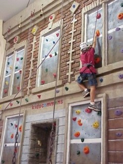 How to Build Your Own Indoor Climbing Wall!