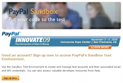 Paypal SandBox - Put Your Code To The Test