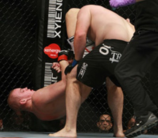 Struve Vs Gormley C/O sherdog.com