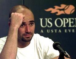 Andre Agassi tells all in his memoir, Open.