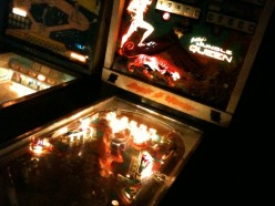 Our now workig 1977 Gottlieb Pinball Machine