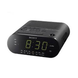 Spy camera in fully functional radio alarm clock, picture courtesy of http://www.4hiddenspycameras.com/spycamfootwi2.html