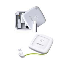 PowerCube Universal Adapter (included with the Powermat)