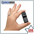 Mega Mini Pro Camera Audio-Activated Wireless Spy Cam, picture courtesy of http://stores.shop.ebay.com/BrickHouse-Security__W0QQ_armrsZ1
