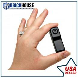 Mega Mini Pro Camera Audio-Activated Wireless Spy Cam, picture courtesy of http://stores.shop.ebay.com/BrickHouse-Security__W0QQ_armrsZ1