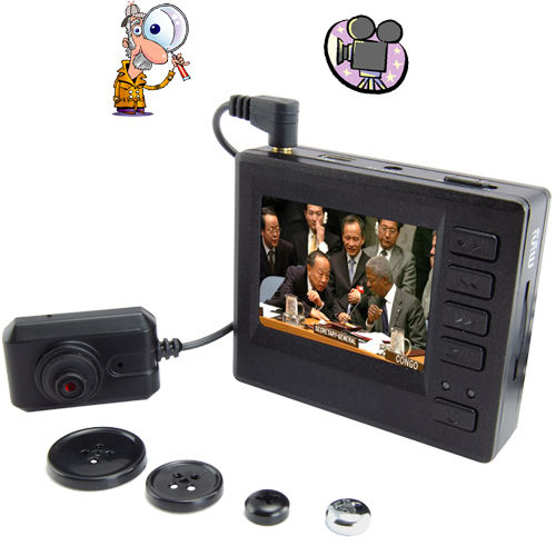 High Definition Mini Pinhole Spy Camcorder (720i), picture courtesy of http://stores.shop.ebay.com/arahon__W0QQ_armrsZ1