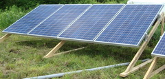 Solar Panel - Ground Install
