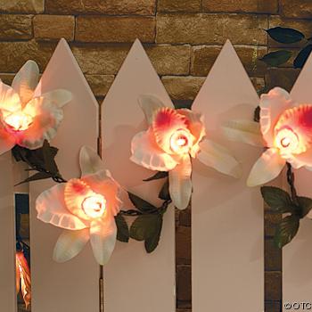 Lighted garland orientaltrading.com
