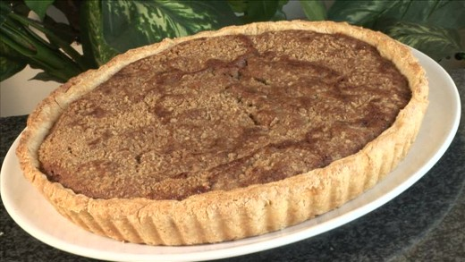 Classic Shoofly Pie Anytime