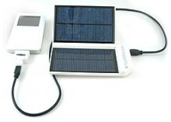iPod Power - Solar Chargers