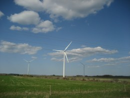 Alternative energy: a techie's calling...