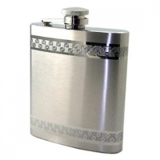 Find the perfect stainless steel hip flask