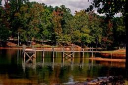Wind Creek Fishing pier