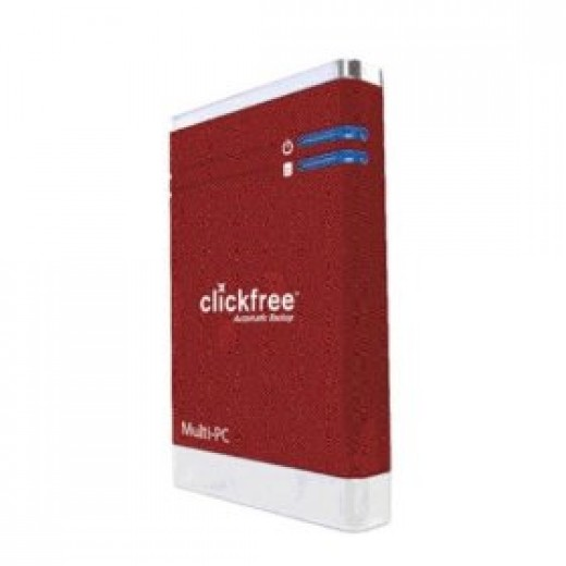 ClickFree 250GB Backup Drive
