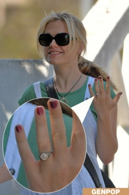 Anna Paquin's Engagement Ring
