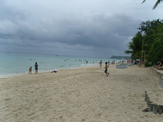 Boracay Island, the Philippines