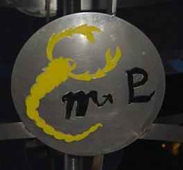 "Flickr Image: mrsriman- ""My Husbands Zodiac sign-Scorpio"""