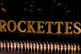 The Radio City Music Hall Rockettes