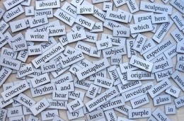 The words we use in everyday life and words we see on the web every time we log in: convulsion of the word