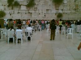The Wailing Wall-Jerusalem