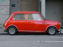 Classic Mini Cooper | Classic Mini Cooper S