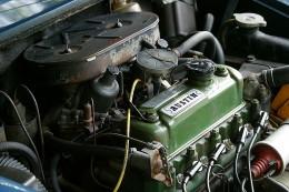 BMC A Series Engine by Tennen-Gas