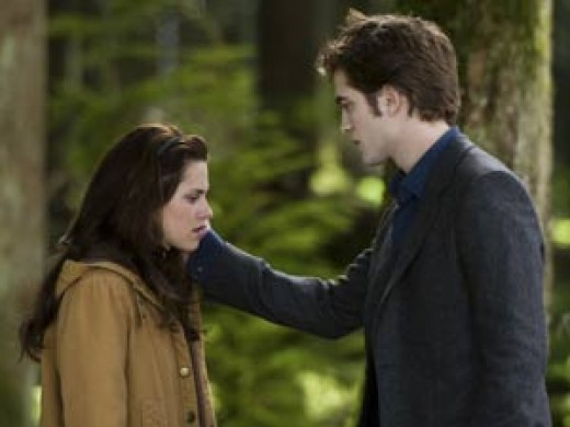 Edward will leave Bella