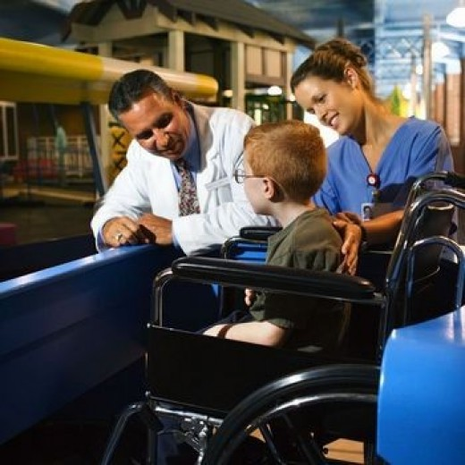 As a caretaker, the best help you can contribute is to be involved in the cerebral palsy therapy process.