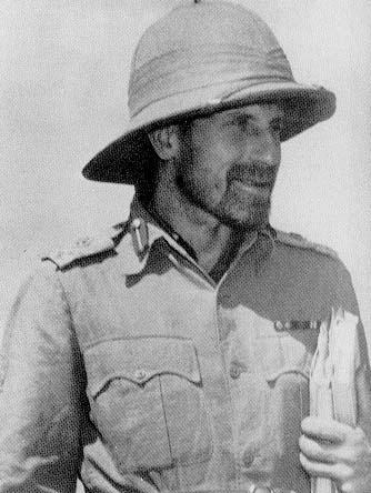 BRITISH MAJOR GENERAL ORDE CHARLES WINGATE IS CONSIDERED THE FATHER OF THE ISRAELI DEFENSE FORCES
