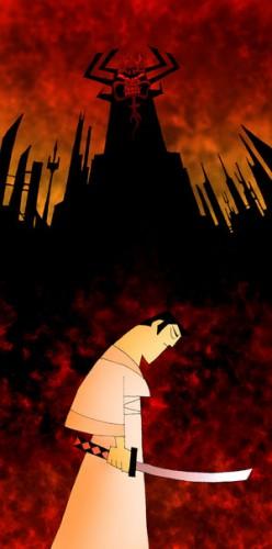 The Legend of Samurai Jack Returns 2016