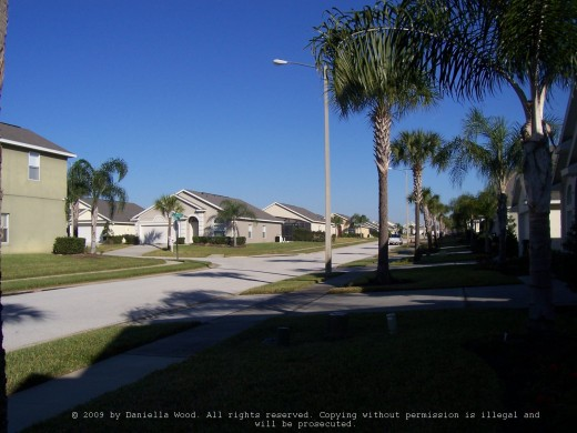 Luxurious holiday villas in Orlando