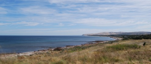 View of Fleurieu Peninsula