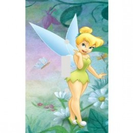 Tinkerbell Switch Plate Cover