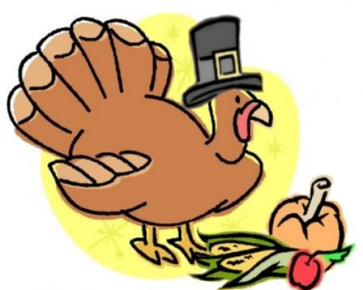 Some Thanksgiving Coloring Pages Tips *Gobble Gobble*