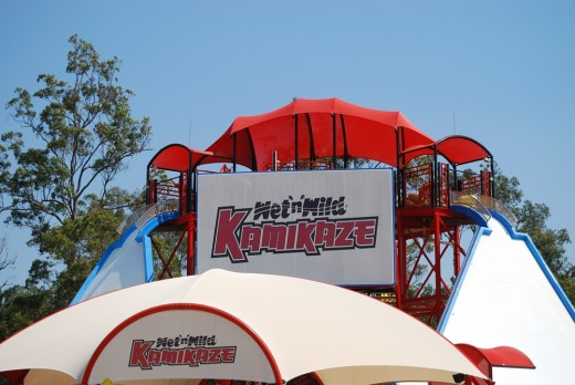 Kamikaze at Wet'n'Wild 1